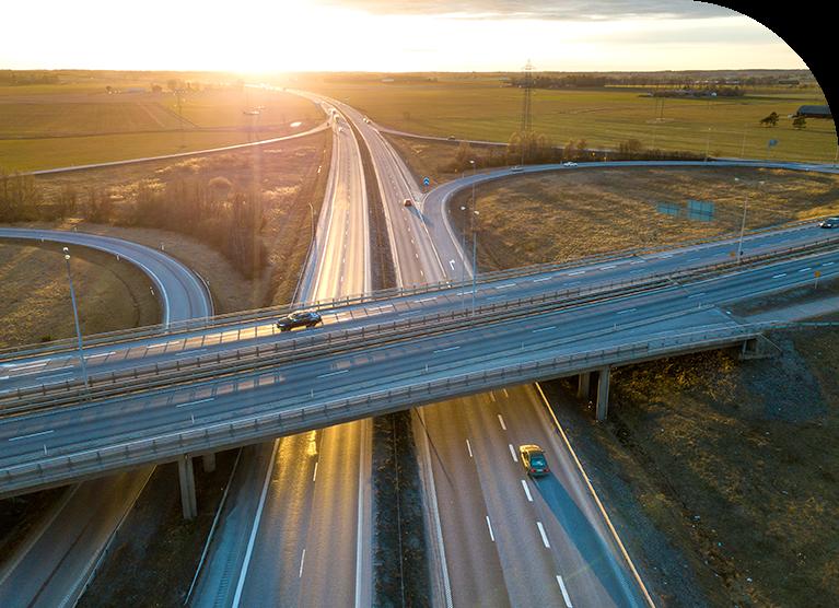 תכנון כבישים עתידי